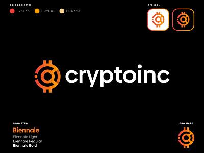 Crypto, Logo, Branding logo design bitcoins isometric finance protocol technology btc monogram symbol creative logo design brand design branding bitcoin currency cryptocurrency logo crypto crypto branding crypto currency