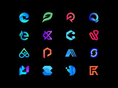 Logo collection 2021 logodesigns brand creativelogo design logo logo design symbol monogram identity startup icon branding logo designer gradient logo logo mark logo brand mark modern logo logo trends 2021