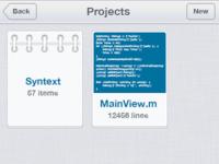 Code Editor UI