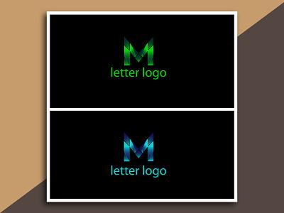 M letter logo design modernlogo typelogo minimalist logo logodesign logo