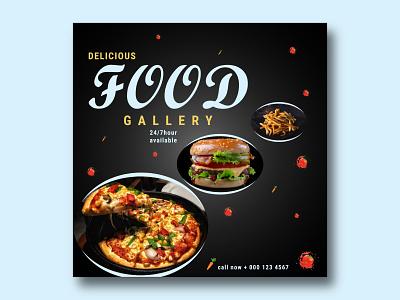 social media banner design add design product banner food banner poster social media banner psd social media banner