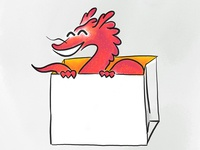 Dragon out of the bag