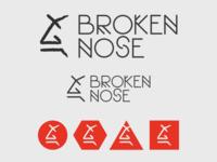 Broken Nose Logo