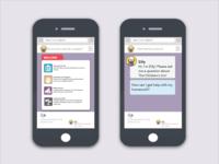 TCI Webpage Chatbot UI