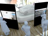 Spatial Transparent AR concept 1