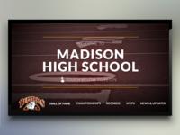 Madison High School Digital Signage