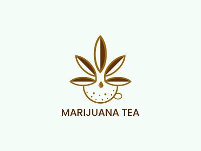 Marijuana Tea Logo   Logo Design   Branding   Logo   Logos logomaker new design professional graphic design creative modern logos tealogo coffelogo cbdtealogo freemarijuanaloog canabisherbaltea canabistea marijuanatealogo hemptealogo logodesigner branding logodesign logo
