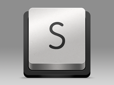 Sublime Text Replacement Icon - Light version icon replacement keyboard key light sublime text