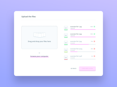 File Upload - Daily UI #031