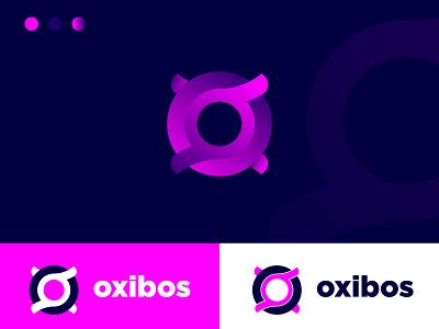 OXIBOS   MODERN   BRANDING   BUSINESS   LOGO DESIGN logo design minimalist logo fiverr design custom logo design brandidentity logodesign company logo branding design