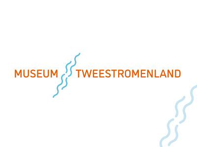 Pitch for branding local museum typography branding logo design