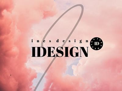 IDESIGN logo brand design branding illustration design branding and identity logos brand identity