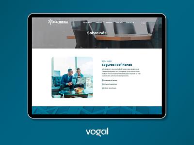 Tecnfinance - Web Design wordpress website web design company web design agency web design web trendy design trendy trending popular