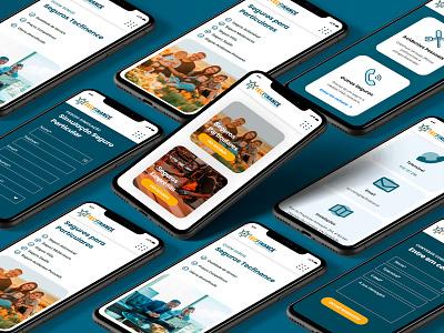 Tecnfinance - Web Design Responsive website web design company responsive website wordpress web design agency web design web trendy design trendy trending popular