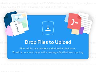 Files Drop