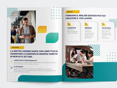 Bi-fold Brochure trifold brochure bifold brochure flyer design booklet design catalog brochure brochure design