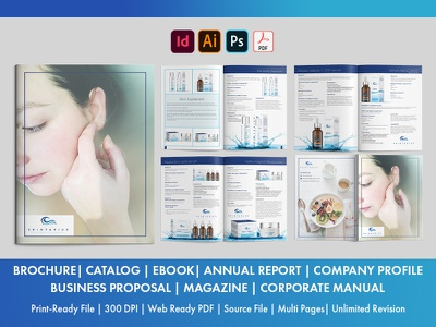 Product Brochures adobe illustrator cc brochure graphic design brochuredesign productbrochure