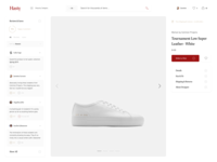 Product Page—Exploration