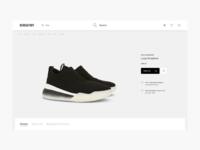 Derogatory - Product Page Exploration