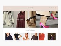 Homepage E-commerce Exploration