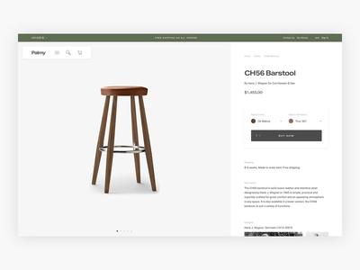 Palmy Buy Furniture Exploration - E-commerce
