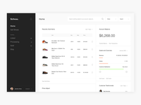 Schvuu Sneaker Marketplace Exploration - E-commerce dashboard commerce ux ui ux ui fashion seller application sell app marketplace sneaker sneaker marketplace shopping shop minimal minimalism design e-commerce ecommerce