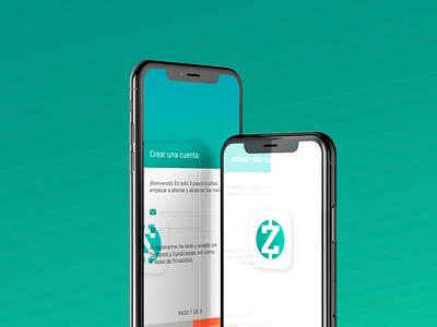 Zaveapp mobile app app design web design uidesign uxdesign ux ui
