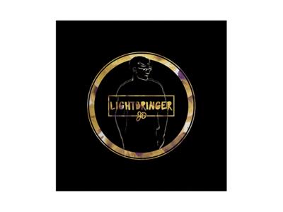 Lightbringer EP record label music minimal colour illustration graphics art creative branding