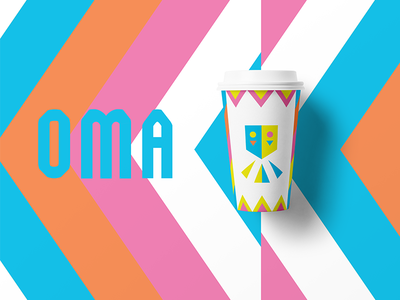 OMA Coffee Branding