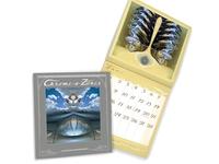 Mystic Chrome-A-Zones Calendar