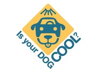 Is Your Dog Cool? Logo