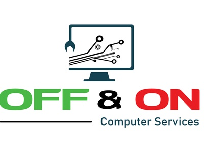 off   on computer service
