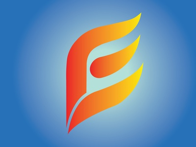Letter Logo- E logodesign letter mark logo