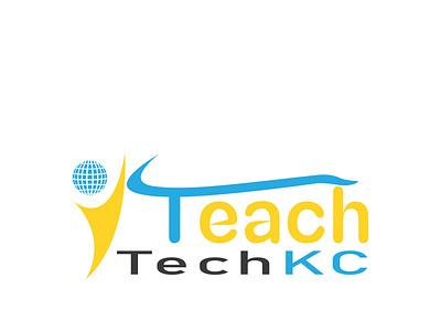 iTeach TechKC minimalist logo vintage logo letter mark logo logodesign best logo graphicdesign