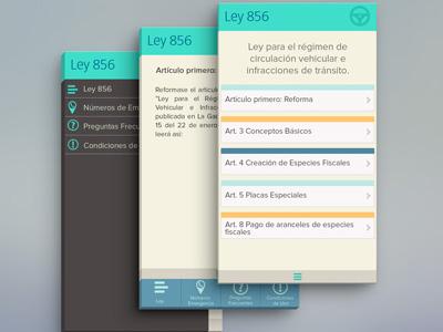Demo Laws App