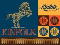 Kinfolk Branding Exploration (Barley System)