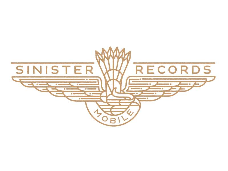 Sinister records mobile by brian steely dribbble for Hashicorp careers