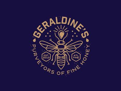 Geraldine and the Honey Bee