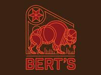 Bert's Espresso Stout