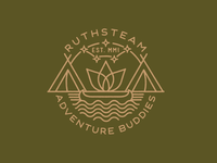 Ruthsteam Adventure Buddies Badge