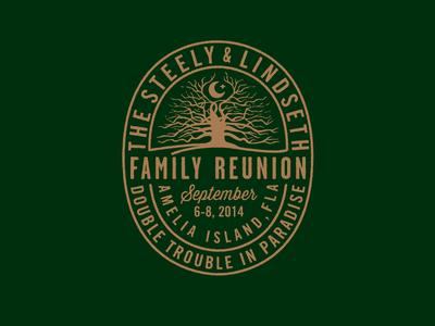 Family Reunion Badge
