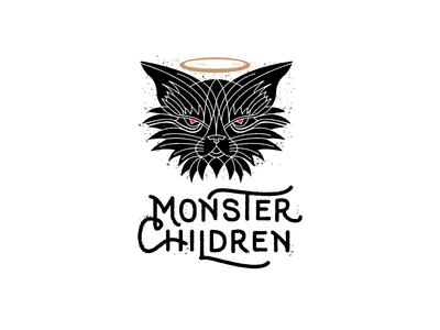 Monster Children - The Good Cat