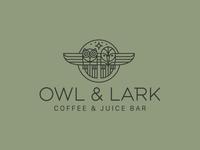 Owl & Lark mark