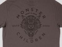 Monster Children Dire Wolf Shirt