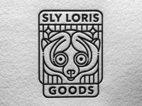 Sly Loris Letterpress