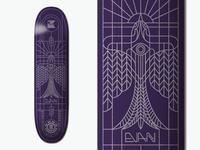 Element Skateboard - Evan Smith deck