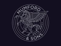 Mumford & Sons Pegasus