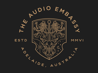 The Audio Embassy Crest