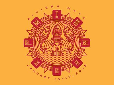 Phish Mayan Madness illustration mexico mayan phish