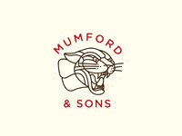 Mumford & Sons Panther